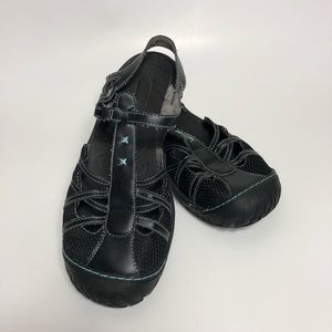 Jambu cherry-mesh hiking water Shoes